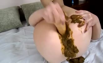 Real mess on sexy ass